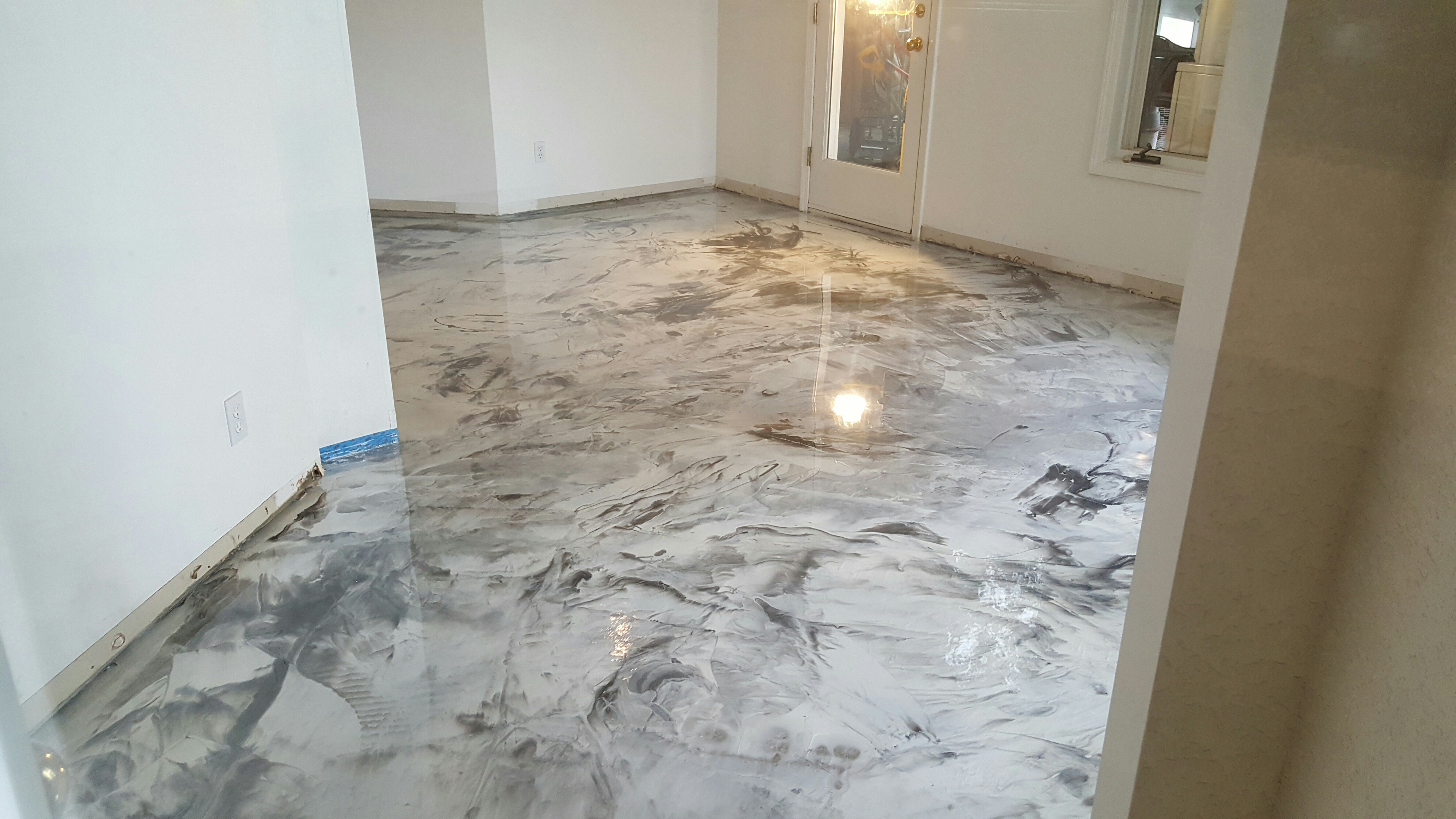 Leo Concrete Decorative Floors Gallery